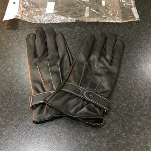 Accessories - Black Driving Gloves